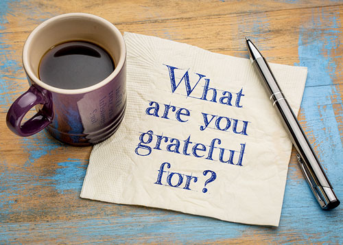 When You're Feeling Blue, Bring On The Gratitude.  How Being Grateful Actually Boosts Your Immune System.