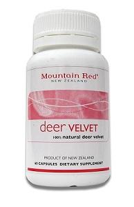 Mountain Red Deer Velvet
