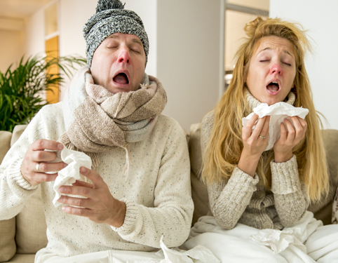 NATURAL REMEDIES FOR COLDS & THE FLU - THAT WORK!