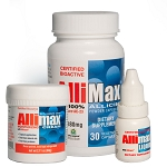 Allimax Bundle - 30 ct. Capsules, Liquid and Crème