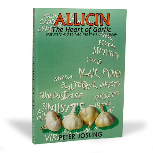"Allimax Book - ""Allicin The Heart of Garlic"" (Digital Download)"