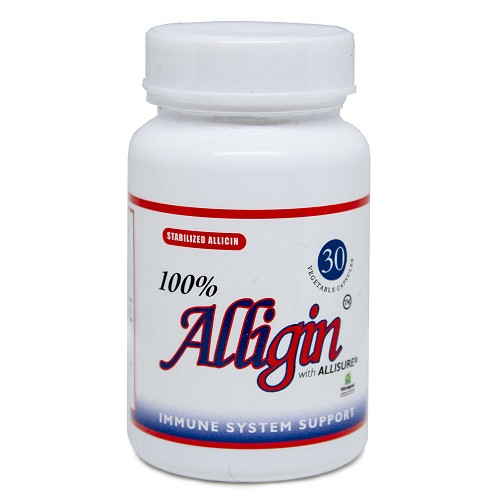 Alligin Capsules 30 Count