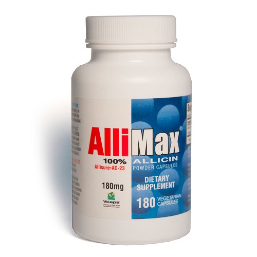 Allimax Capsules 180 Count