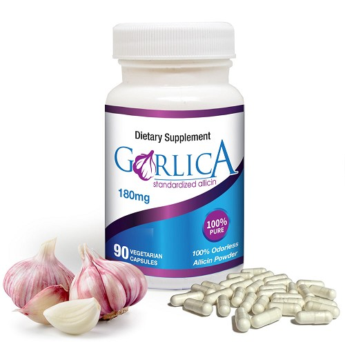 Garlica Capsules 90 Count